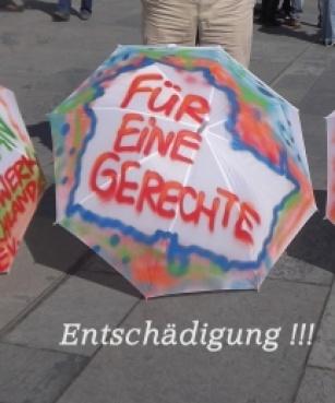 """Demo """"Rettungsschirm für alle"""""""