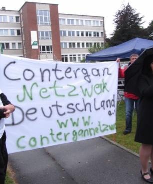 """""""Entschuldigung"""" Grünenthals & unsere Gedenkveranstaltung"""